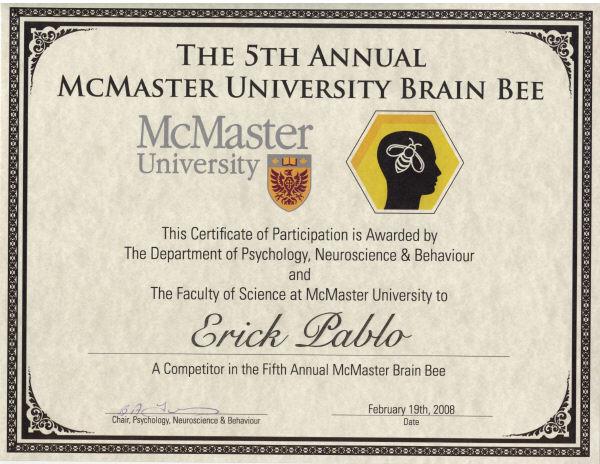 Doc600730 1st Prize Certificate Template Winner Certificate – 1st Place Certificate Template